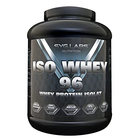 Syglabs Nutrition Iso Whey 96 Protein Isolat Schoko, 1er Pack (1 x 2.27 kg)