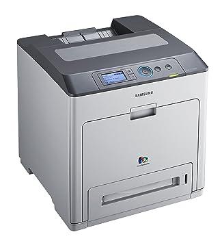 Samsung CLP-775ND Imprimante couleur recto-verso laser Legal, A4 jusqu'à 33 ppm (mono) / jusqu'à 33 ppm (couleur) capacité : 600 feuilles USB, 1000Base-T
