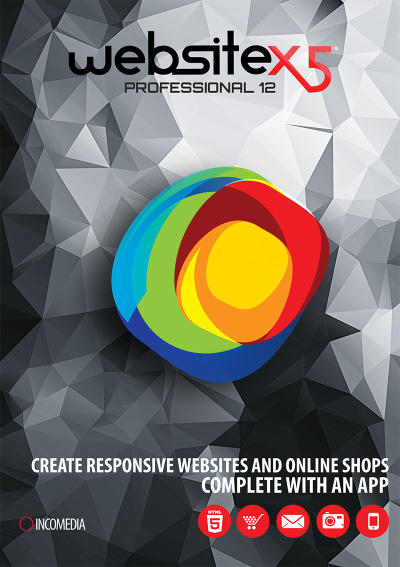 WebSite X5 Professional 12 [Download] (Web Site Software compare prices)