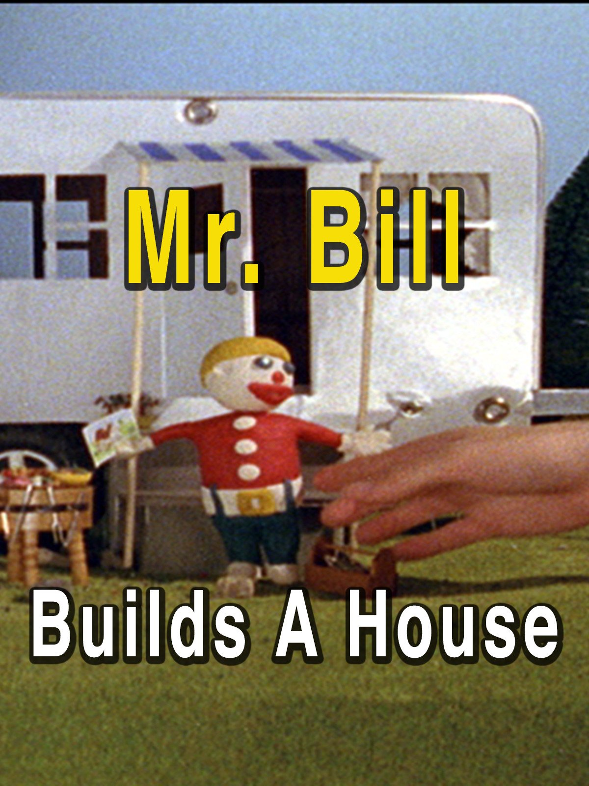 Mr. Bill Builds A House
