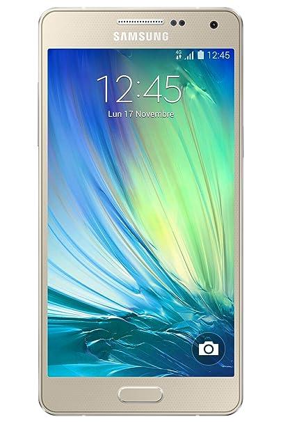Samsung A500 Galaxy A5 Smartphone débloqué (Ecran: 5 pouces) Or (import Italie)