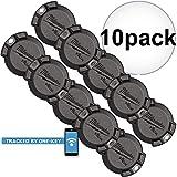 Milwaukee 48-21-2000 One-Key Tick Tool and Equipment Tracker (10 Pack) (Tamaño: 10 Pack)