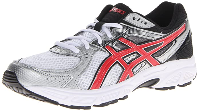 asics gel-contend 2 lightweight running shoe - womens
