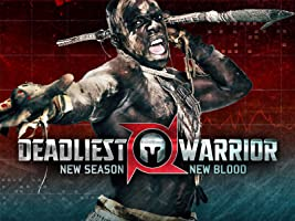 Deadliest Warrior Season 2