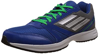 Adidas Shoes Blue Colour