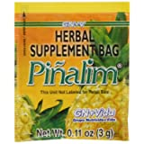 Pinalim Tea/Te de Pinalim Mexican Version- Pineapple, Flax, Green Tea, & White Tea - 30 Day Supply