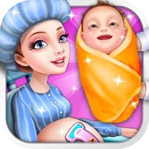 born Baby Doctor from ZITO GAME