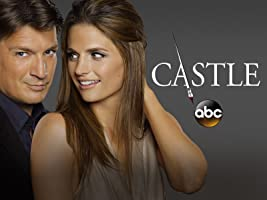 'Castle Season 8' from the web at 'http://ecx.images-amazon.com/images/I/81dp1H5bNRL._UY200_RI_UY200_.jpg'