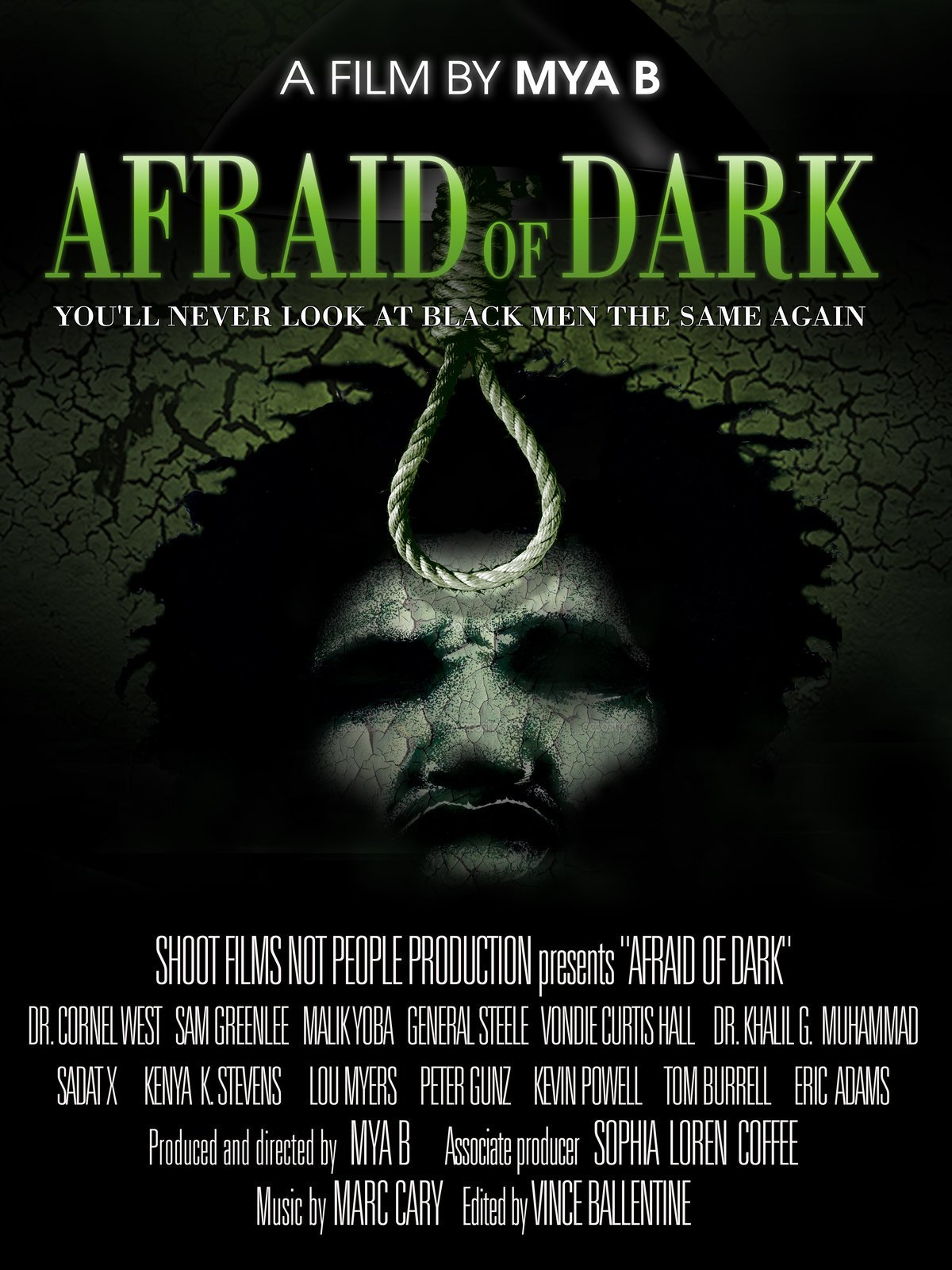 Afraid of Dark