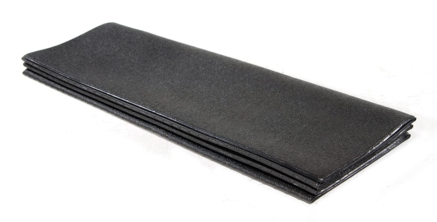 Stamina Fold-to-Fit Folding Equipment Mat (84-Inch by 36-Inch)