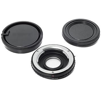 /Sony Alpha 100/| 200/| 230/| 290/| 330/| 350/| 380/| 390/| 450/| 500/| 550/| 580/| 700/ 55/mm Tappo per obiettivo per canon eos 1100d 600d/ /Alpha 7/& 550d