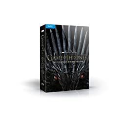 Game of Thrones: S8 (BD+DC) [Blu-ray]