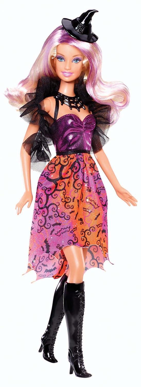 2013 Halloween Barbie Doll