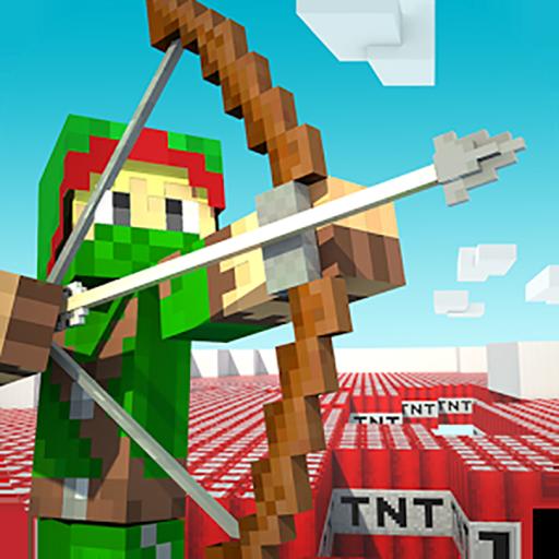 spleef-bow-survival-tnt-shooter-mini-game