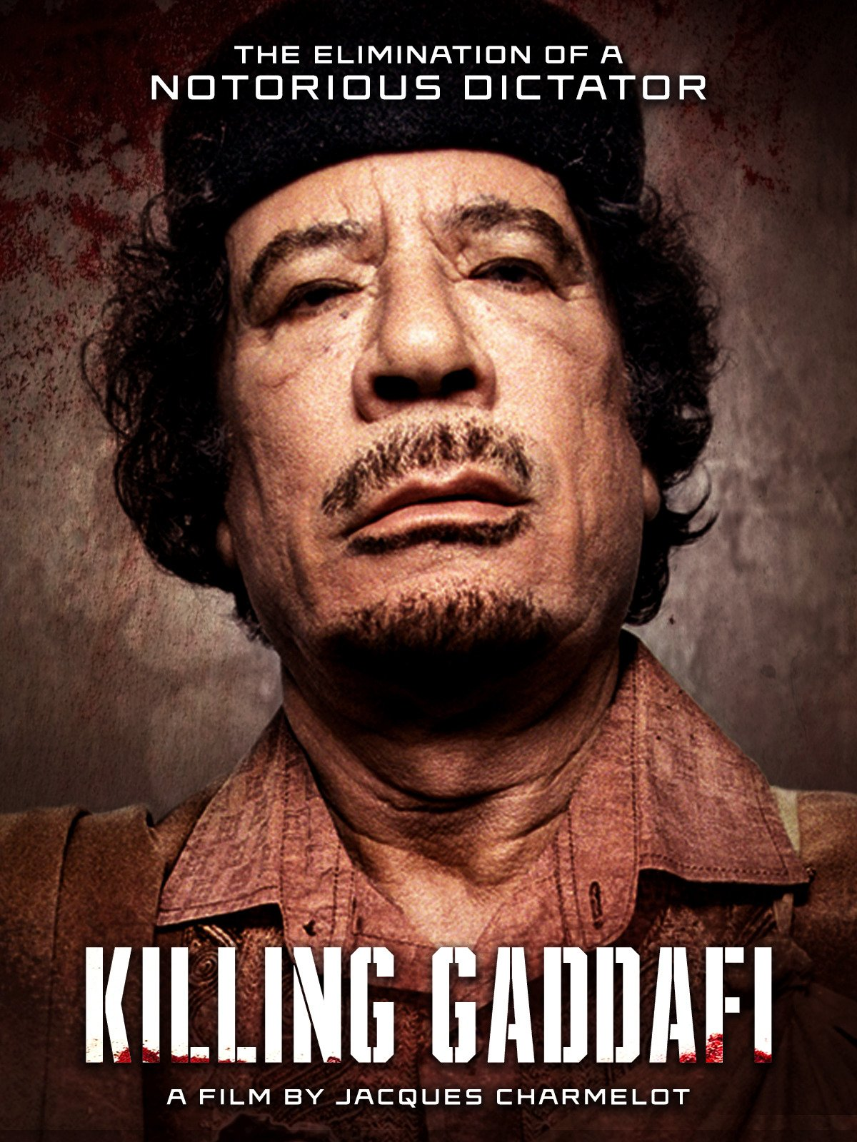 Killing Gaddafi