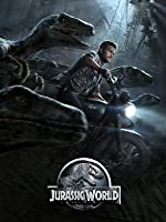'Jurassic World' from the web at 'http://ecx.images-amazon.com/images/I/81dr5m3dZBL._UY200_RI_UY200_.jpg'