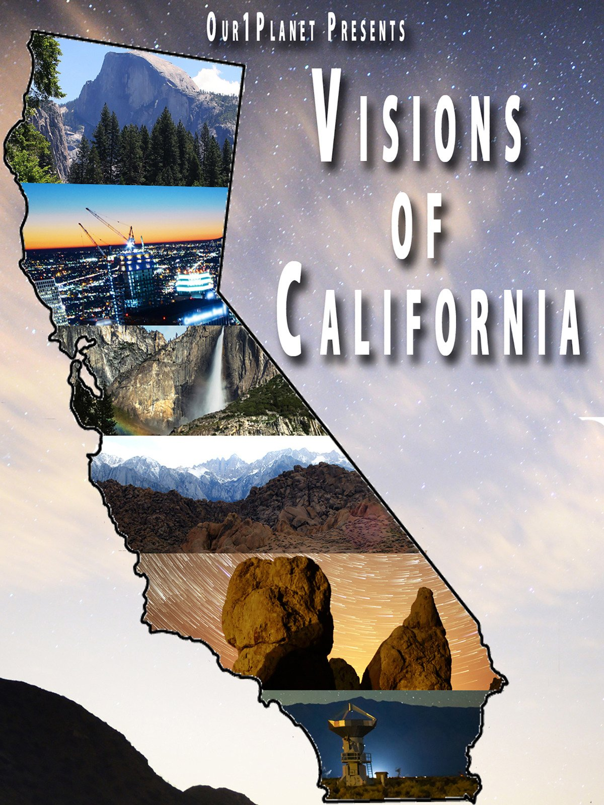 Visions of California on Amazon Prime Video UK