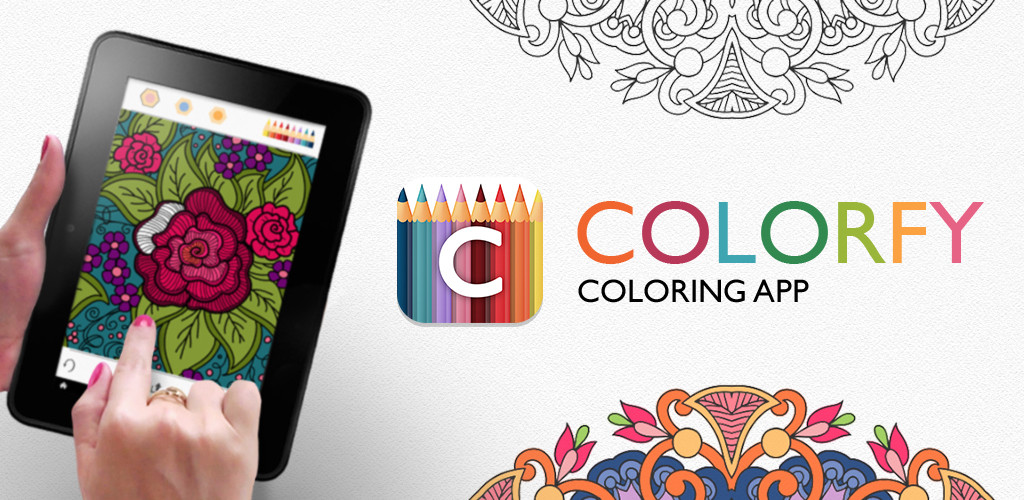 Amazon Colorfy Coloring Book For Adults