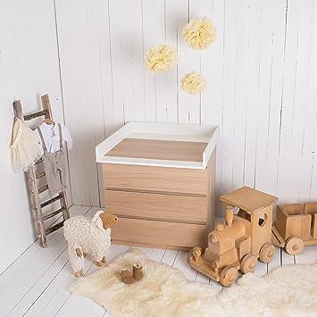 wickelaufsatz wickeltischaufsatz f r ikea malm brusali mandal kommode neu db993. Black Bedroom Furniture Sets. Home Design Ideas