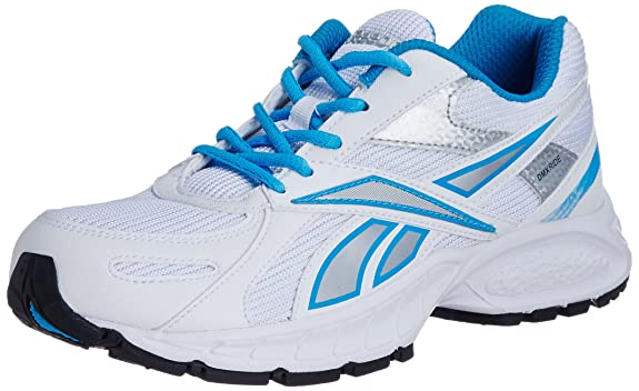Reebok Women's Acciomax Ii Lp White, Blue And Silver Mesh Running Shoes 7 UK: Amazon.in: Shoes & Handbags