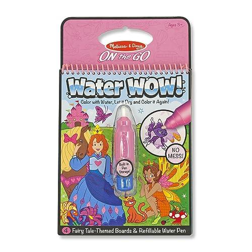 Melissa & Doug Water Wow! Fairy Tale