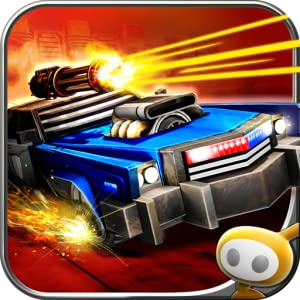 INDESTRUCTIBLE (Kindle Tablet Edition) from Glu Mobile Inc.