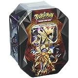 TCG: Dusk Mane Necrozma-GX Prism Tin | Collectible Trading Card Set | Features 4 Booster Packs, 1 Ultra Rare Foil (Tamaño: Premium pack)