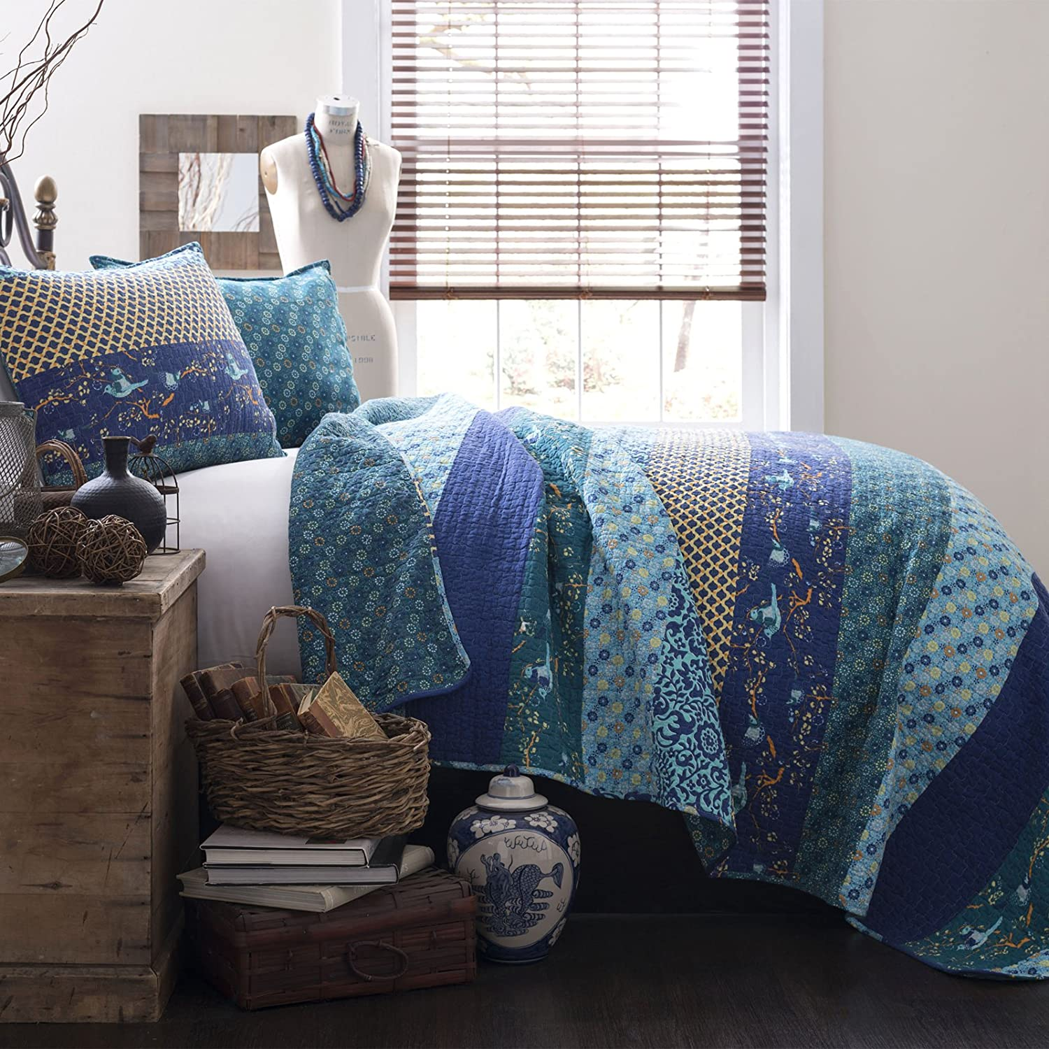 Peacock bedroom set - Peacock Bedding Sets