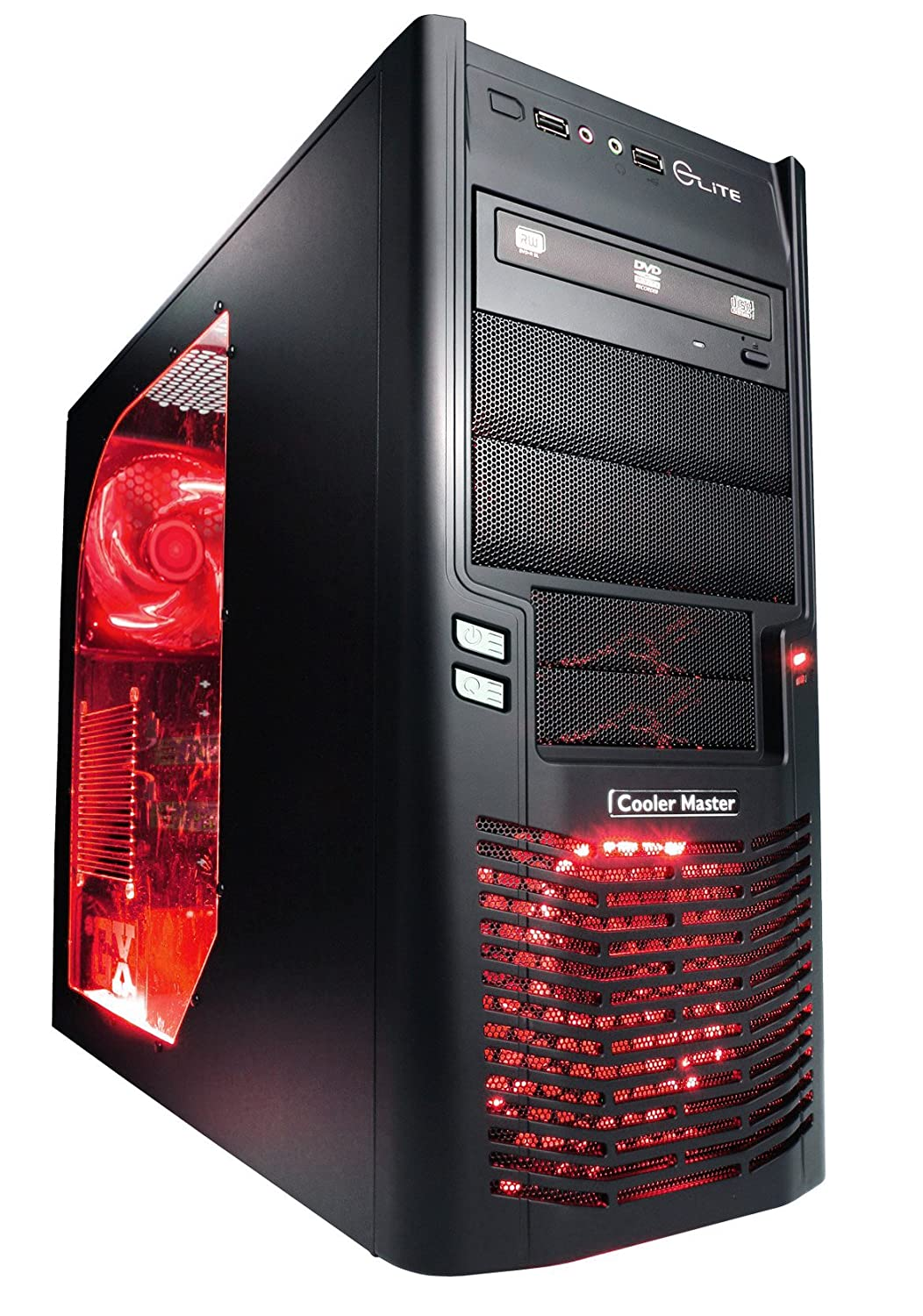 Cyberpower ECC01188 Gaming Elite Desktop