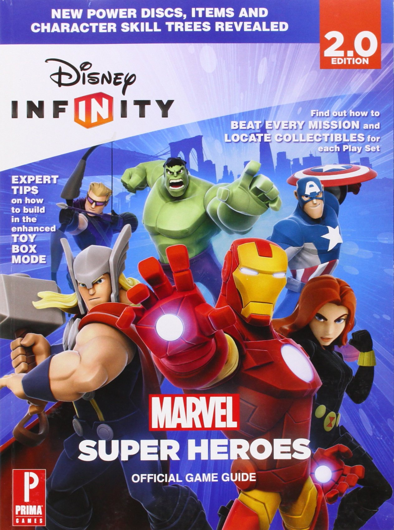 Disney Infinity Books