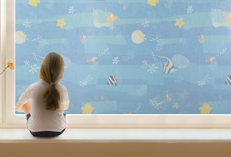 atFoliX Cartoonsfolie Findet Nemo (Blau) (92 cm * 1 lfm) günstig online kaufen