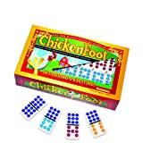 Chicken Foot Professional Double 9 Domino Game (Tamaño: 1-8)