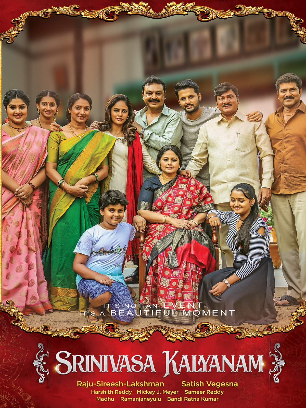 Srinivasa Kalyanam on Amazon Prime Instant Video UK