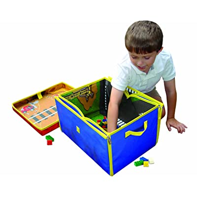 Neat-Oh! LEGO City Toy Box and Playmat