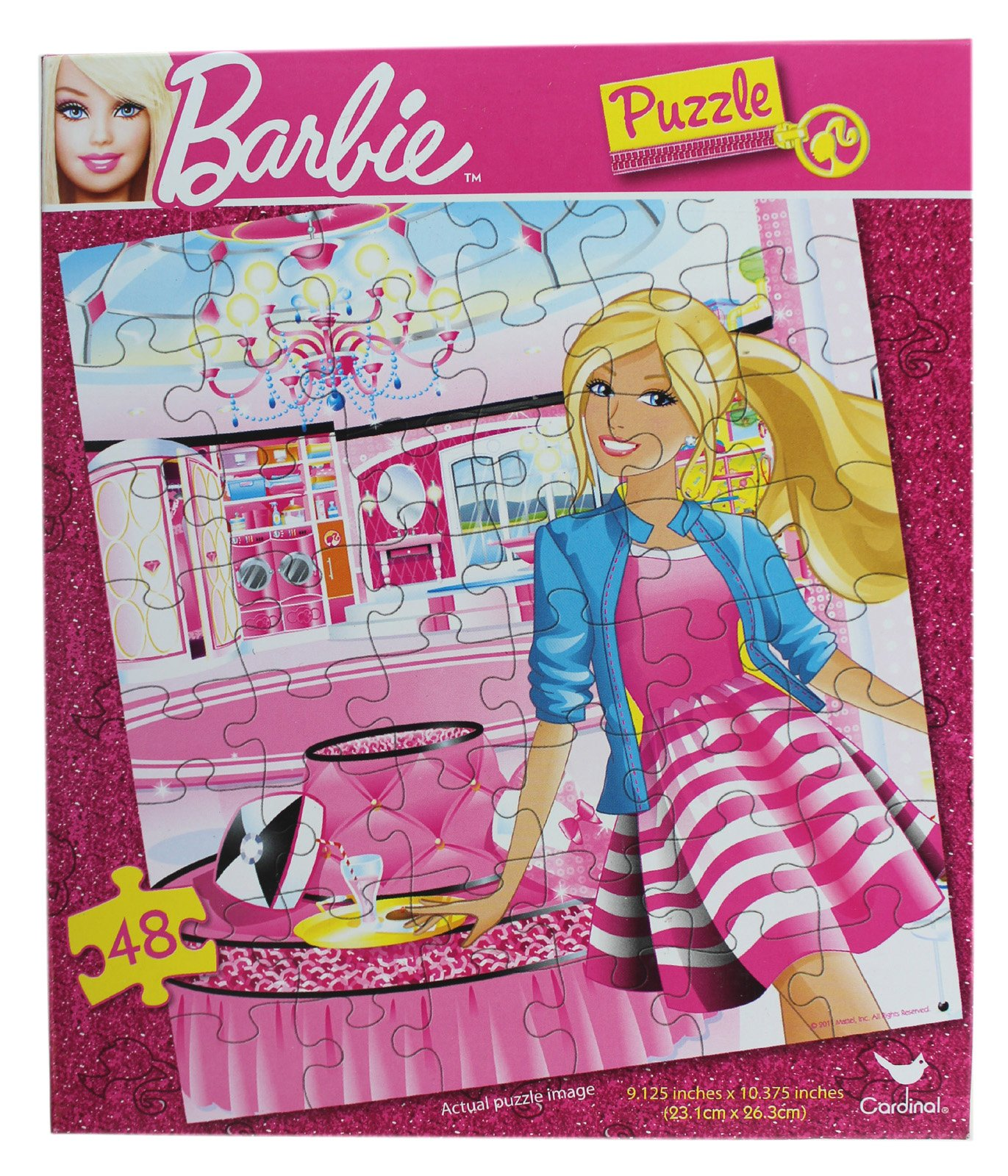 Buy Barbie Puzzles Now!
