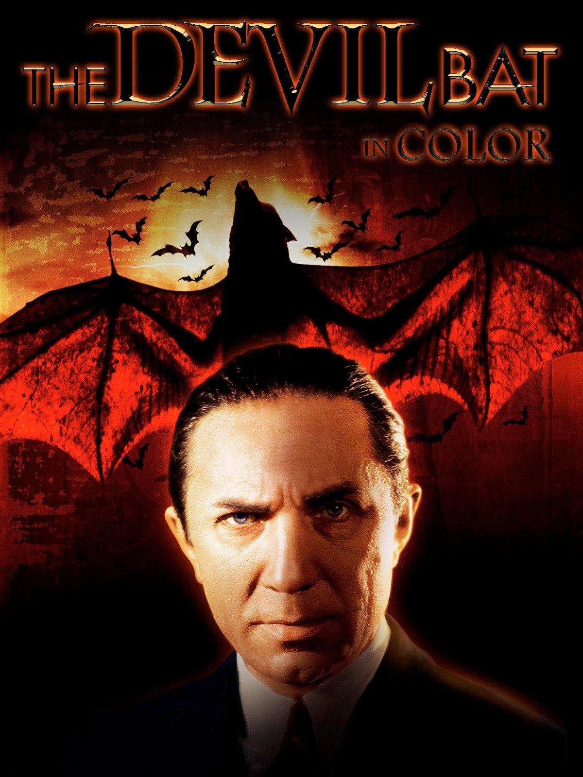 The Devil Bat (In Color)