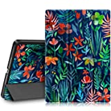 Fintie iPad 9.7 2018/2017 Case - Lightweight Slim Shell Standing Cover with Auto Wake/Sleep Feature for Apple iPad 6th Gen/iPad 5th Gen 9.7 Inch Tablet, Jungle Night (Color: ZD-Jungle Night, Tamaño: 9.7 Inch)