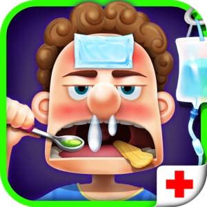 Little Flu Doctor - kids games by 6677g ltd