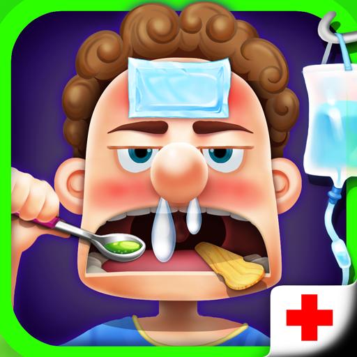 小風邪医者 - 子供のゲーム