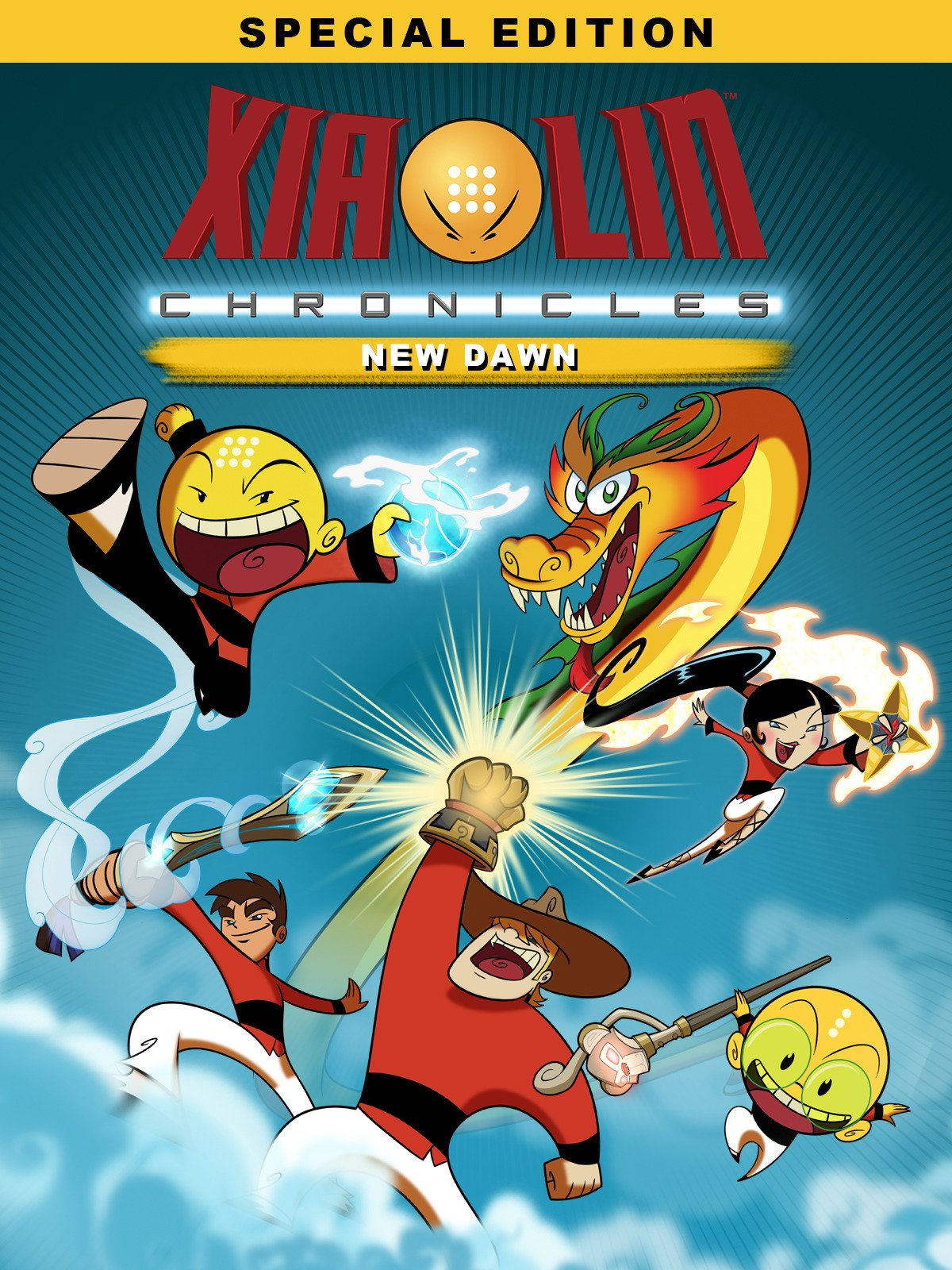 Xiaolin Chronicles: Special Edition on Amazon Prime Instant Video UK