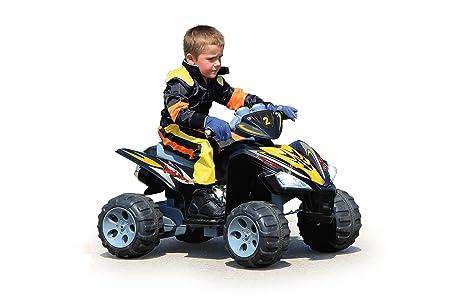 Jamara - 404640 - Maquette - Voiture - Ride On Car - Quad 12 V - 4 Pièces