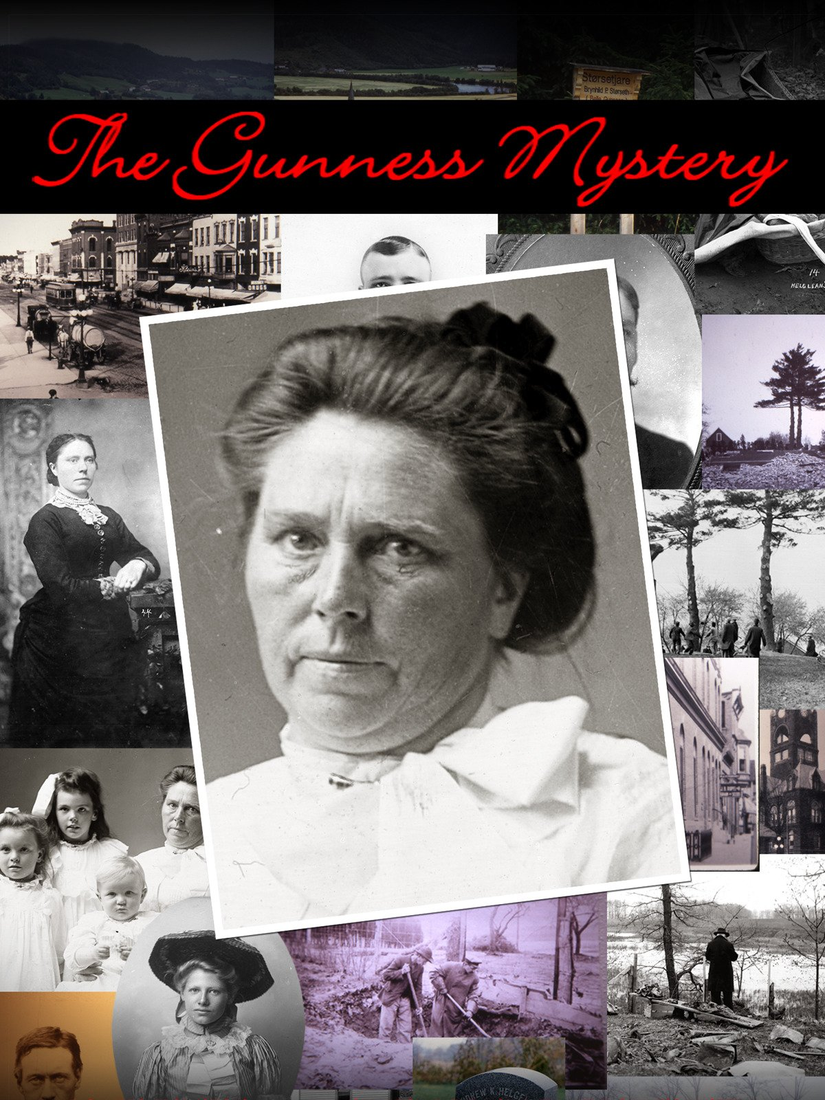 The Gunness Mystery on Amazon Prime Instant Video UK