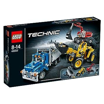 LEGO Technic - 42023 - Jeu De Construction - L'équipe De Construction