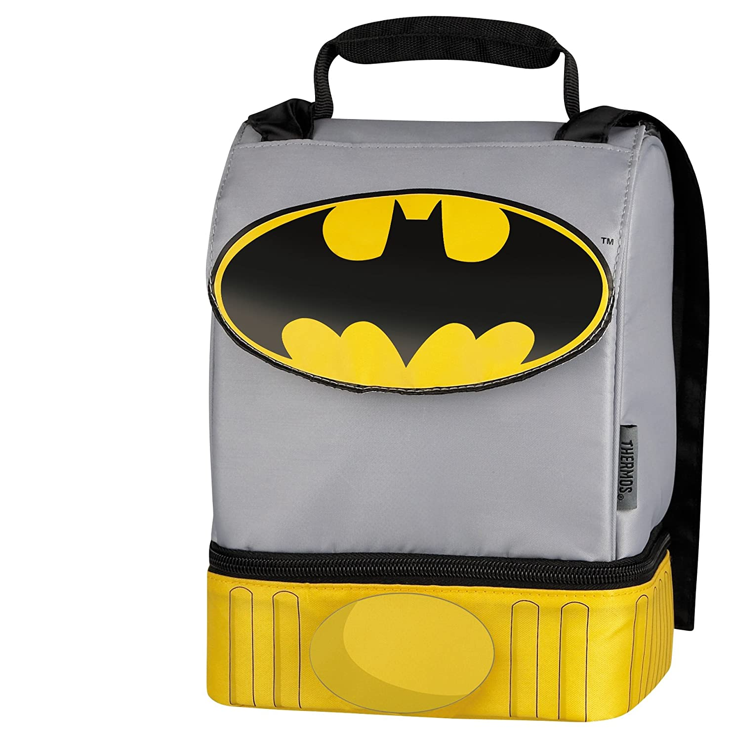 Batman Dual-Compartment Lunch Kit