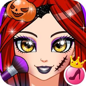 Halloween Makeup Salon CROWN from Girls Apps