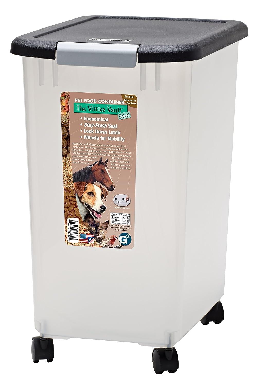 new gamma2 select 50 lb pet fresh food storage dog cat container box airtight ebay. Black Bedroom Furniture Sets. Home Design Ideas