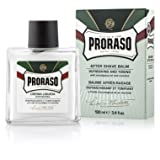 Proraso After Shave Balm, Refreshing and Toning, 3.4 fl oz (Tamaño: 3.38 oz.)