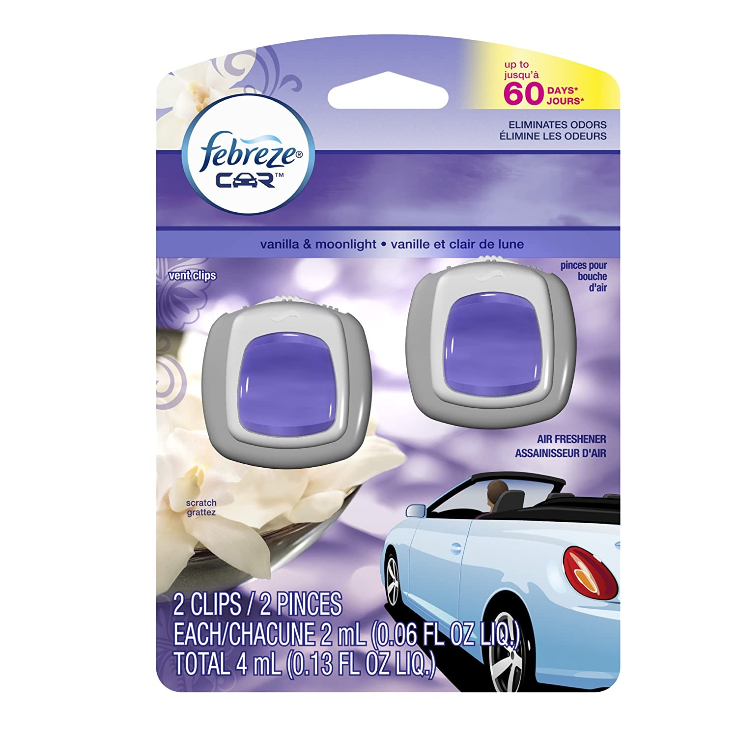 Febreze Car Vent Clips Air Freshener Reviews