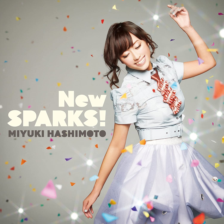 [Single] Miyuki Hashimoto 橋本みゆき – New Sparks! (FLAC)