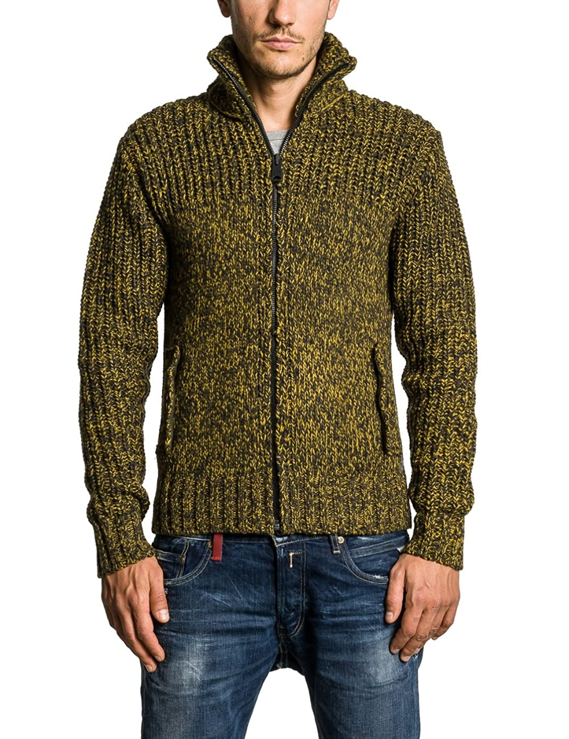 Replay Herren Strickjacke UK1011.000.G2897M günstig kaufen